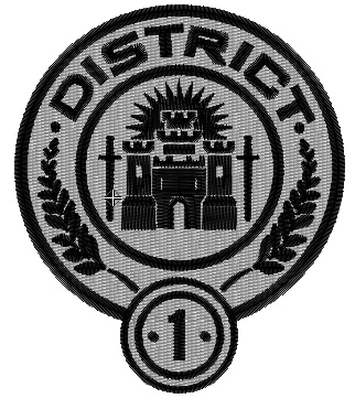 The Hunger Games - Districts Set of 14