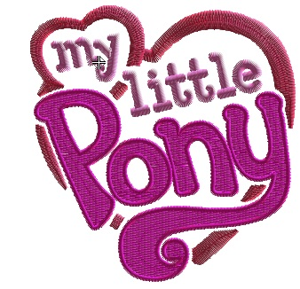 My Little Pony - Set of 8