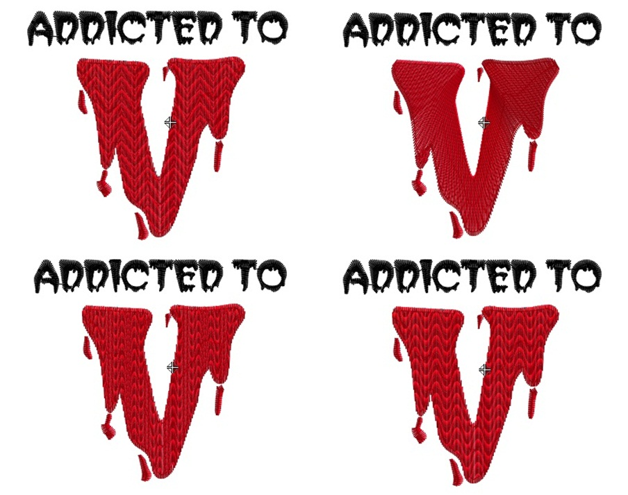 Addicted to V