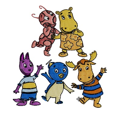 Backyardigans Group