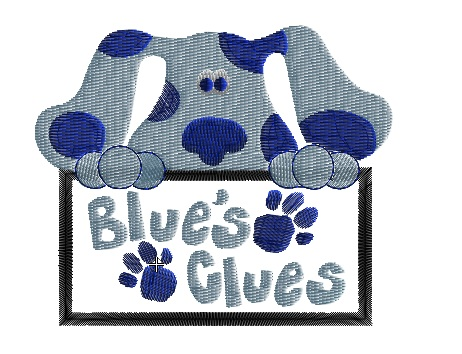 Blues Clues - Blue 2