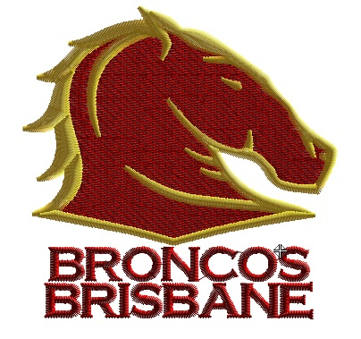 Brisbane Broncos - set of 2