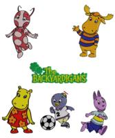 Backyardigans - Set