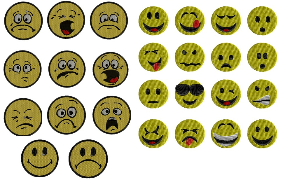Smilies - Set of 27 or more