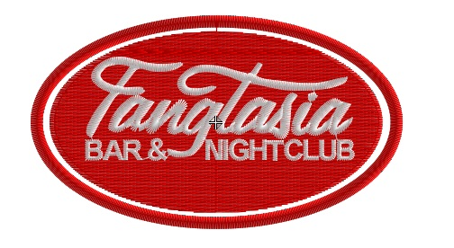 Fangtasia Bar and Nightclub - oval